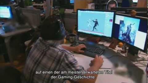 Inside Assassin's Creed 3 Episode Three DE