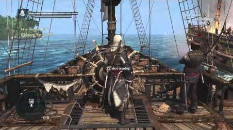 Pirate Gameplay Experience Video Naval Exploration - Assassin's Creed IV Black Flag UK