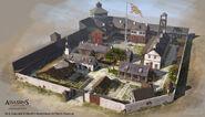 ACL Nouvelle-Orléans Fort concept