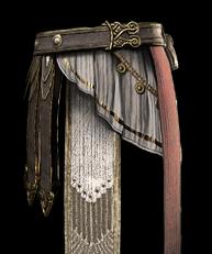 Athena Promachos Belt