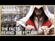 Assassin's Creed Brotherhood- The Real History of Renaissance Rome - Ubisoft -NA-