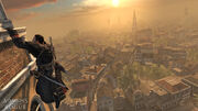 Assassins Creed Rogue Captura de Tela NI