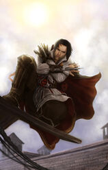 Ezio auditore da firenze by helix fate-d57g8a5