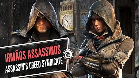 Assassin's Creed Syndicate - Irmãos Assassinos