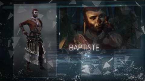 Inspiração de Berg - Baptiste