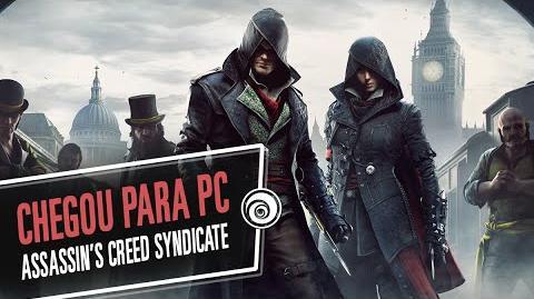 Assassin's Creed Syndicate - Lançamento para PC