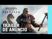 Assassin's Creed Valhalla- Estreia Mundial do Trailer Cinemático -DUBLADO-