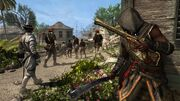 DLC Grito de Liberdade Captura de tela