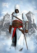 Altair ibn la ahad masyaf 1189 by dimitrosw-d6415w2