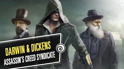 Assassin's Creed Syndicate - A Conspiração de Darwin e Dickens