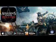 Assassin's Creed- Pirates - Trailer de Lançamento -Legendado-