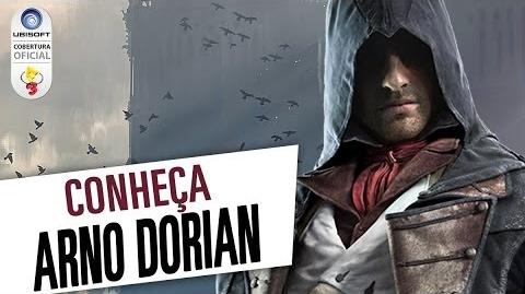 Assassin's Creed Unity - Arno Dorian Legendado