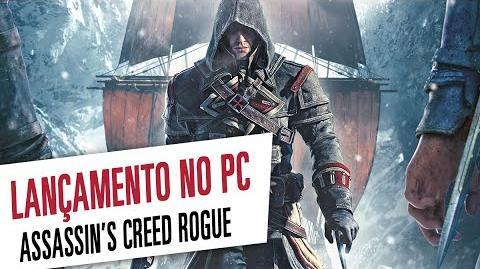 Assassin's Creed Rogue - Lançamento para PC Dublado