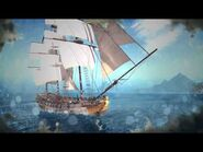 Assassin's Creed- Pirates - Batalhas Navais -Legendado-