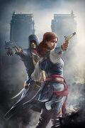 319px-Arno and Elise - Unity Promotional Art