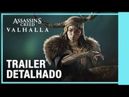 Assassin's Creed Valhalla- Trailer Detalhado -Legendado PT-BR-