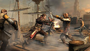 Assassins Creed Rogue TemplarVSAssassinCaptain