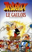 Asterix the gaul french cover