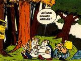 Forêt des Carnutes