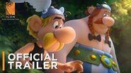 Asterix the Secret of the Magic Potion Official Australian Trailer