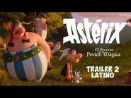 Astérix- El secreto de la poción mágica - trailer 2 - Doblaje Latino