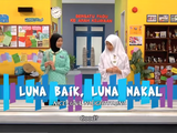 Nice Luna Naughty Luna / Luna Baik Luna Nakal
