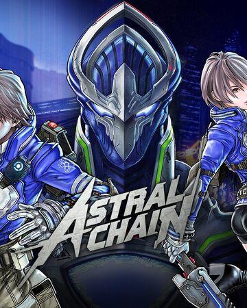 Astral Chain Astral Chain Wiki Fandom
