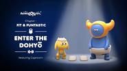 Fit & Funtastic 12 - Enter the Dohyou