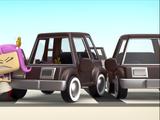 Parking Disorder