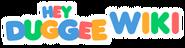 Hey Duggee Wiki Wordmark