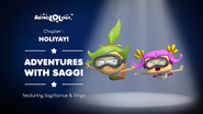 Holiyay! 11 - Adventures with (Sally)