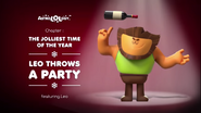 The Jolliest Time of The Year 07 - (Leonardo) Throws a Party