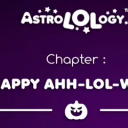 Happy Ahh-LOL-ween