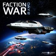 Faction War - Day 2
