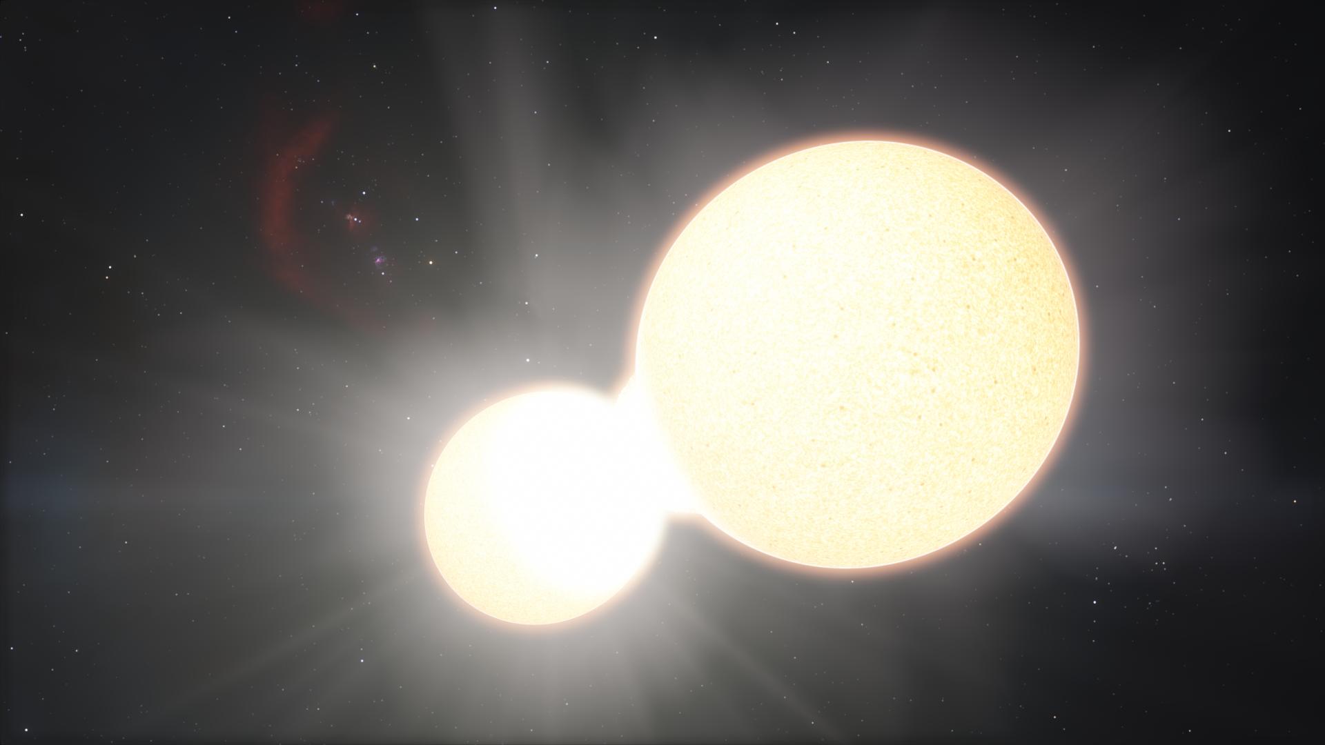 Estrella variable W Ursae Majoris