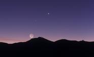 Місяць, планети, зірки та обсерваторія