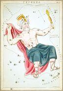 Sidney Hall - Urania's Mirror - Cepheus
