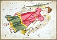Sidney Hall - Urania's Mirror - Virgo