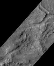 Chasma Boreale Channels