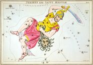 Sidney Hall - Urania's Mirror - Perseus