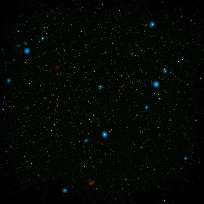 «Хор» чорних дір випускає рентгенівські промені.jpg