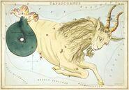 Sidney Hall - Urania's Mirror - Capricornus