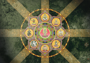 Tapestry of the Eight Guardian Generals.png