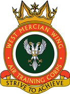 West Mercian Wing crest