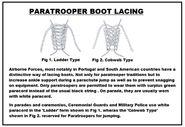 ParatrooperBootLacing