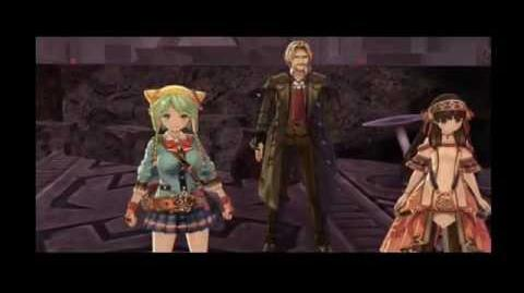 Atelier Shallie - King of Ancient Beasts(Stera,No Hope)-0