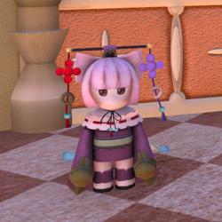 Corneria doll