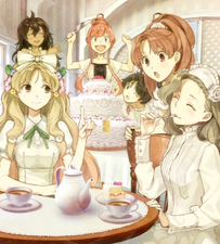 A14 Girl's Gathering