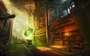 Librarium yggdrasil