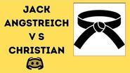 Jack Angstreich vs B3 Christian
